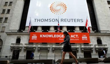 Reuters đầu tư 600 triệu USD cho trí tuệ nhân tạo chuẩn bị 'hậu Covid'
