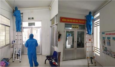 Vừa ra mắt, FPT Camera SME đã được triển khai ngay cho bệnh viện tại Cần Thơ